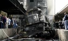 حوادث مصر: 27 قتيلا في حريق محطة القطارات بالقاهرة