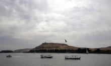 تصوير برنامج وثائقي عن رحلة مستكشف بريطاني عبر النيل
