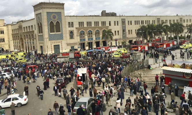 """مصر: """"شجار بين سائقين سبب حادث القطار"""""""