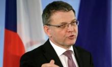 التشيك تؤكد التزامها التام تجاه القضية الفلسطينية
