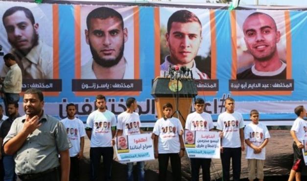 هنية: قضية الفلسطينيين الأربعة المختطفين بمصر بطريقها للحل