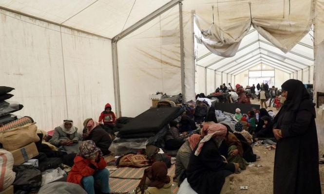 سورية: مقتل 56 طفلا أثناء نزوحهم عن دير الزور