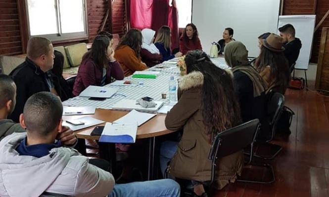 """""""إعلام"""" يفتتح دورة تثقيف الصحافيين الشباب"""