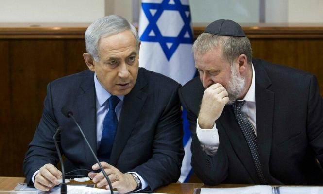 سلطة إسرائيلية مزدوجة: المؤسسات السياسية والغرف الخلفية