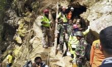 إندونيسيا: أصوات العمال المحاصرين داخل منجم لم تعد مسموعة