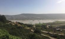 مطالبة وزارة الزراعة تعويض الفلاحين بالبطوف بسبب غرق أراضيهم