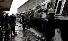 """مصر: """"شجار بين عمال سكة الحديد"""" تسبب بحادث الأربعاء"""