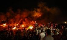 """طيران الاحتلال يشن غارتين على غزة وإصابات بـ""""الإرباك الليلي"""""""