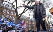 """ساندرز يبدأ حملته الانتخابية """"النازيون أبادوا عائلة أبي"""""""