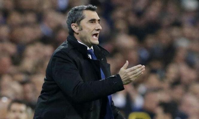 مدرب برشلونة: سنعمل على توجيه ضربة لريال مدريد