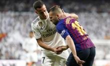 تقارير: نجم برشلونة اعتدى على إداري ريال مدريد