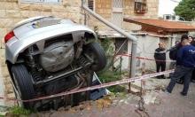 حيفا: إصابة متوسّطة لسيّدة سبعينية بانقلاب سيّارة