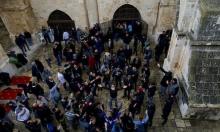 دعوات للاعتصام بالأقصى احتجاجا على إبعاد المشاركين بفتح مصلى باب الرحمة