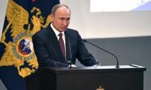 """""""بوتين يطلب إشراك نظام الأسد في طاقم مشترك مع إسرائيل"""""""