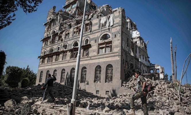 مقتل خمسة أطفال بسقوط قذيفة على منزل باليمن