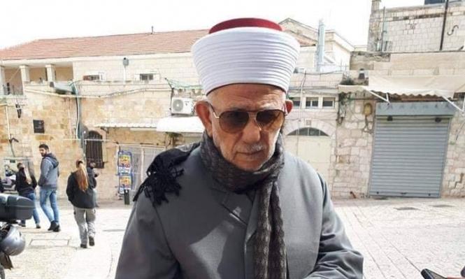 رئيس الأوقاف بالقدس: حكومة نتنياهو تشعل فتيل حرب دينية