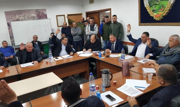 كفر مندا: المعارضة تفشل المصادقة على ميزانية المجلس المحلي