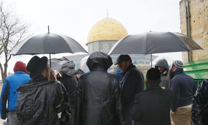 """دعوات يهودية لاقتحام مصلى """"باب الرحمة"""" وتحويله لكنيس"""