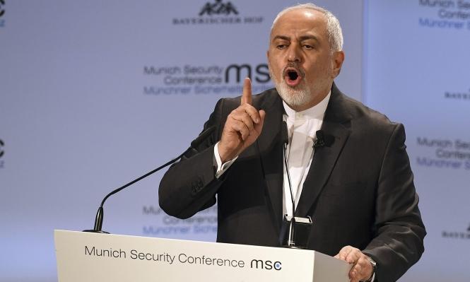 وزير الخارجية الإيراني يهدد بالانسحاب من الاتفاق النووي