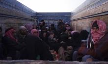 سورية: 3 آلاف بينهم مسلحون يغادرون الباغوز