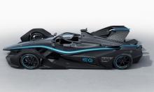 """""""مارسيدس"""" تطلق سيارة السباق الكهربائية بالكامل الأولى"""
