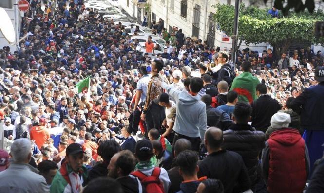 #نبض_الشبكة: الجزائر نحو العصيان المدني و#ترحلوا_يعني_ترحلوا