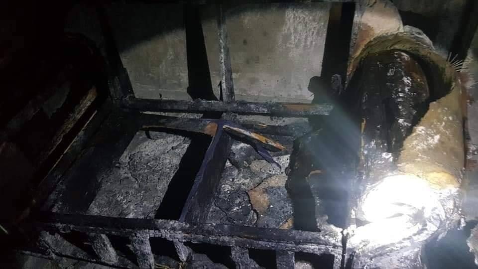 الخليل: مصرع طفلين شقيقين وإصابة ثالث في حريق