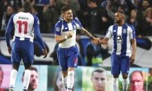 دوري الأبطال: بورتو يجرد روما ويتأهل لربع النهائي