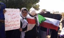 """""""مواكب المرأة السودانية"""": تجدد المظاهرات المطالبة بتنحي البشير"""