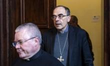 استقاله أسقف فرنسي أدين بالتستر على اعتداء جنسي بأبرشيته