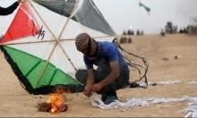 الجيش الإسرائيلي غير قادر على اعتراض البالونات والطائرات الحارقة