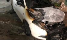 طرعان وكفر مندا: إضرام النار بسيارتين