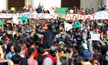 """""""مسيرة العشرين مليون"""" وقدامى محاربي الجزائر يؤيدون إنهاء حكم بوتفليقة"""