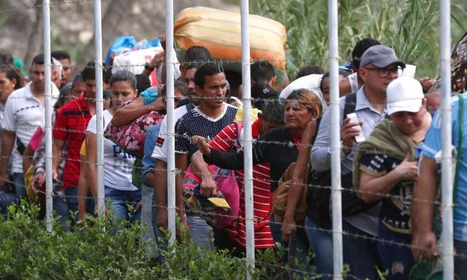 غوايدو يطالب أوروبا بتكثيف العقوبات على نظام مادورو