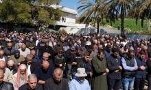 جديدة المكر: صلاة جمعة حاشدة على أرض طنطور تصديا للمخطط السلطوي