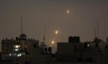 سقوط قذيفة أطلقت من قطاع غزّة قرب أشكول