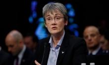 منصب آخر شاغر في البنتاغون: استقالة وزيرة القوات الجوية