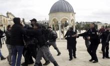 """الأوقاف تؤكد رفضها لإجراءات الاحتلال بالأقصى و""""باب الرحمة"""""""