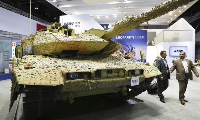 ألمانيا تمدد حظر بيع الأسلحة للسعودية