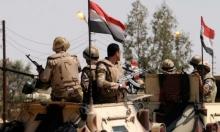 """الجيش المصري يعلن مقتل 46 """"مسلحا"""" في سيناء"""