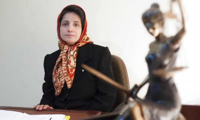 إيران تحكم على ناشطة حقوقية بالسجن 7 سنوات