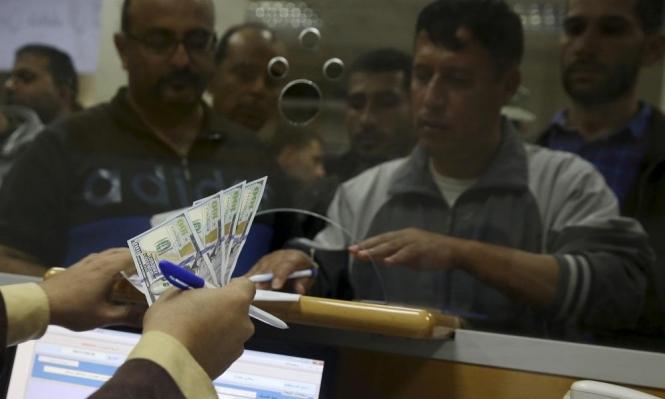 صرف المنحة المالية القطرية لـ55 ألف عائلة محتاجة بغزة