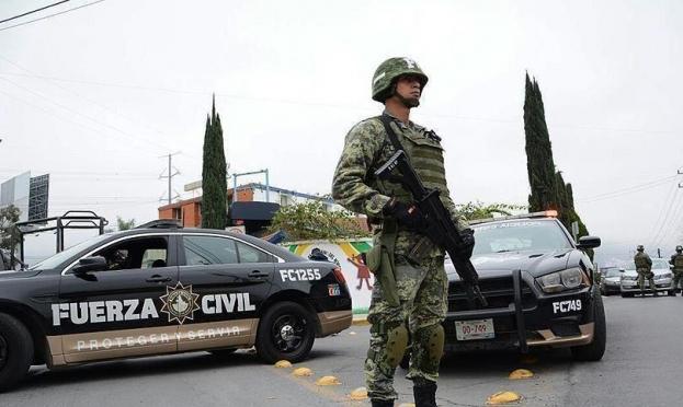 اختطاف 19 شخصا من حافلة شمالي المكسيك