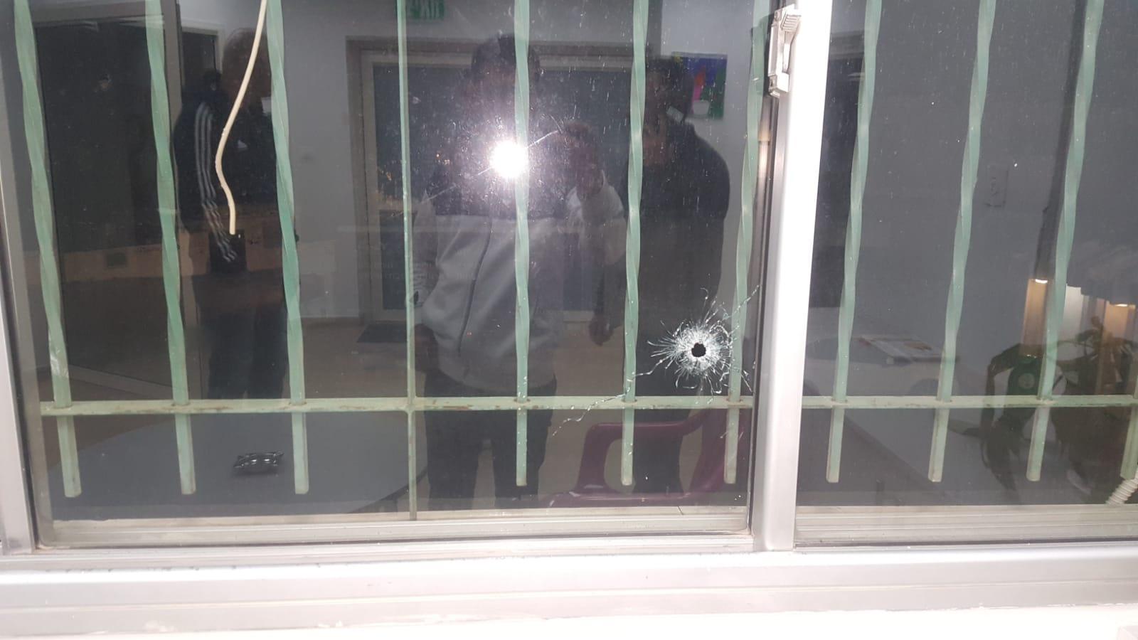 إطلاق النار على بناية المجلس المحلي في مجد الكروم