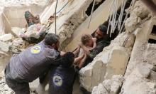 """""""الشبكة السورية"""": النظام قتل نحو 900 موظف إغاثة في 8 سنوات"""
