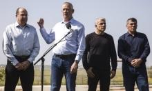 غانتس يهدد بالعودة إلى سياسة الاغتيالات في غزة