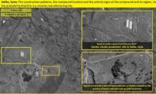 تقرير إسرائيلي: مصنع لإنتاج الصواريخ الدقيقة في سورية