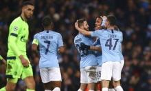 دوري الأبطال: مانشستر سيتي يقسو على شالكه ويتأهل