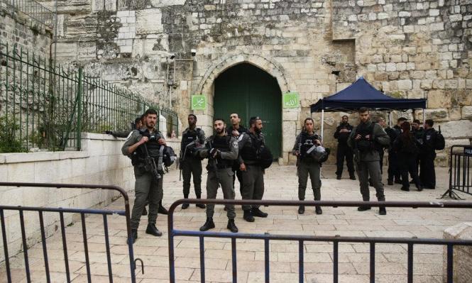 القدس؛ مجلس الأوقاف: باب الرحمة جزء لا يتجزأ من الأقصى