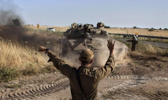 جيش الاحتلال: حزب الله تموضع بالجولان وخطط لشن عمليات ضد إسرائيل